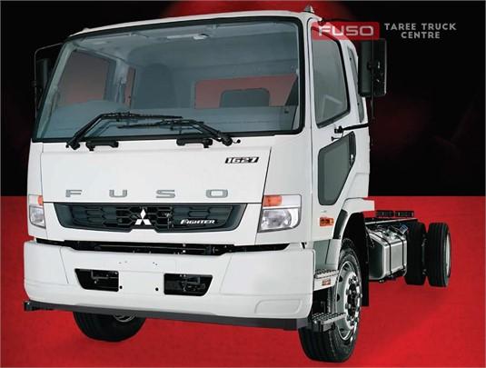 Fuso Fighter FM 1627 Auto