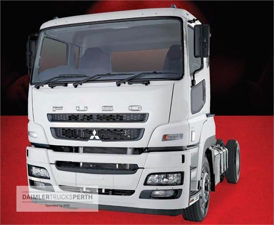 Fuso Heavy FP54 Prime Mover