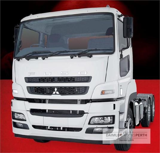 Fuso Heavy FV54 Prime Mover