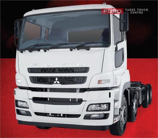 Fuso Heavy FS52 8x4