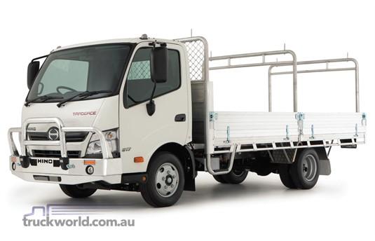 Hino 300 Series 616 IFS Tradeace