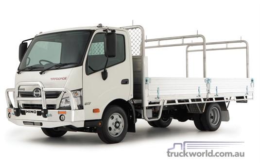 Hino 300 Series 816 Auto Tradeace