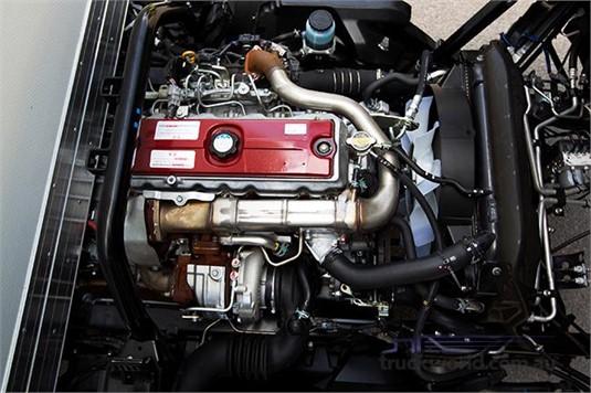 Hino 300 Series 917 Crew