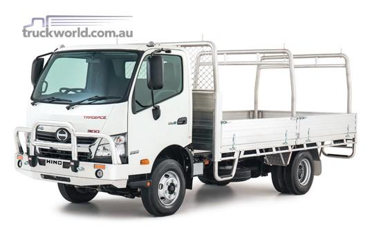 Hino 300 Series 920 Tradeace