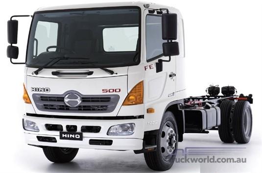 Hino 500 Series FE 1426 Auto Short