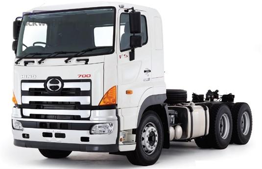 Hino 700 Series FS 2844