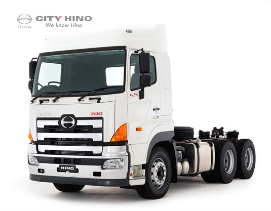 Hino 700 Series SS 2848 ProShift 16 Hi Roof Air