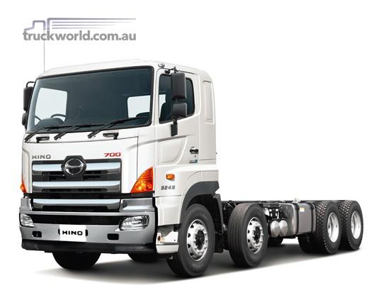 Hino 700 Series FY 3248