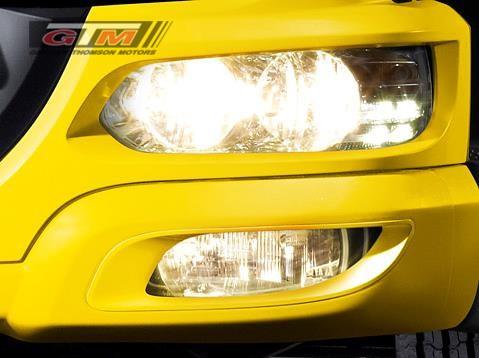 DAF FA LF 250 12t 4×2 Rigid