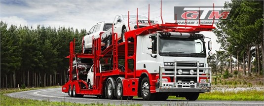 New DAF FAT CF85 6x4 Rigid Day Cab Trucks in NSW, For Sale at Graham