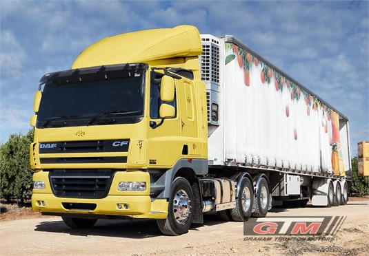 New DAF FTT CF85 6x4 Prime Mover Day Cab Trucks in NSW, For Sale at