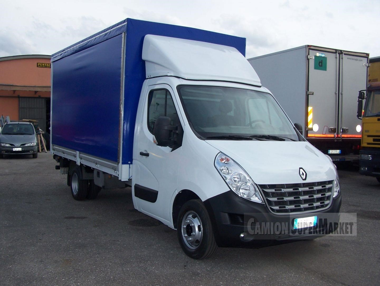 Renault MASTER Usato 2013