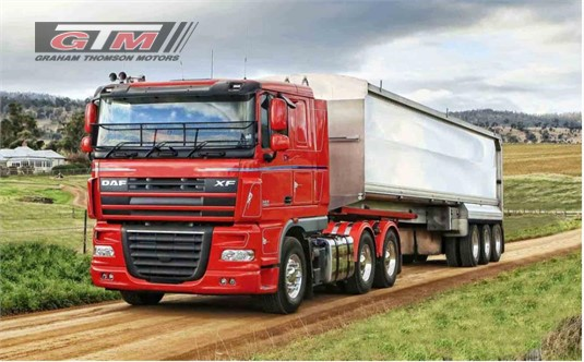 DAF FTT XF105 6x4 Prime Mover
