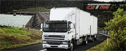 New DAF FAP CF75 6x2 Rigid Trucks in NSW, For Sale at Graham Thomson