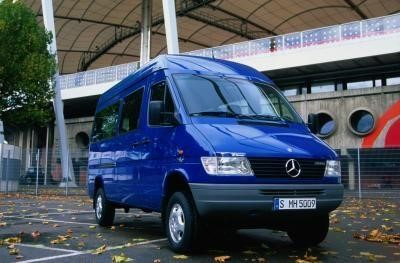 Used MERCEDES-BENZ SPRINTER 415 Trucks for sale in the United