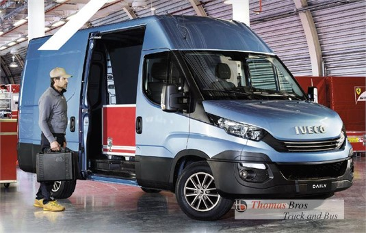 Iveco Daily 35S13V 7M3