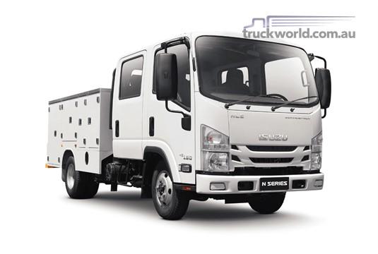 Isuzu NLS 45-150 AWD CREW Servicepack