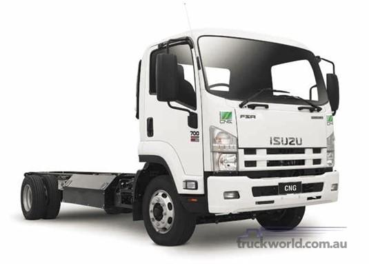 Isuzu FSR 700 CNG