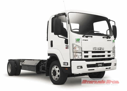 Isuzu FSR 850 CNG