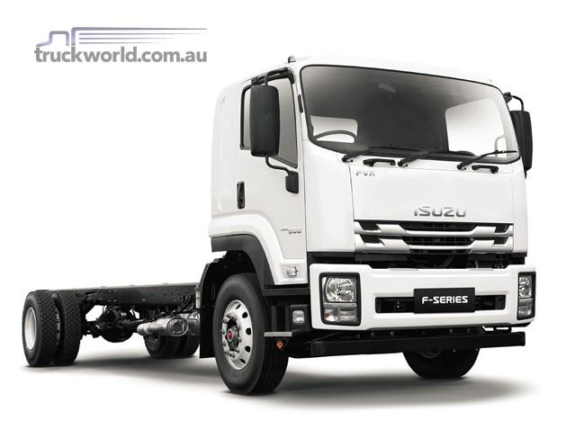 New Isuzu FVR 165-300 MWB Trucks For Sale - specifications