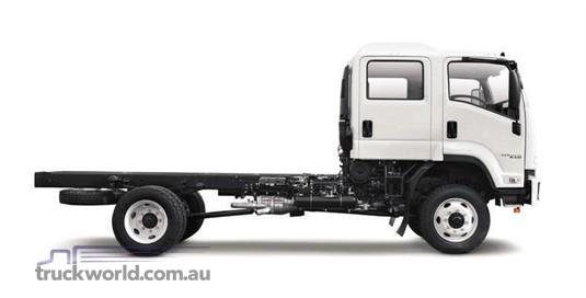Isuzu FSS 110-210 4x4 CREW
