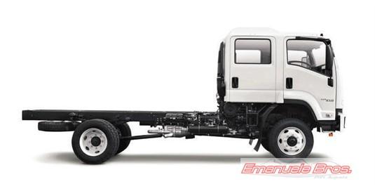 Isuzu FSS 110-210 4x4 CREW PTO