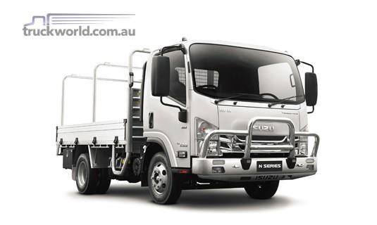 Isuzu NPR 45-155 MWB Premium Tradepack