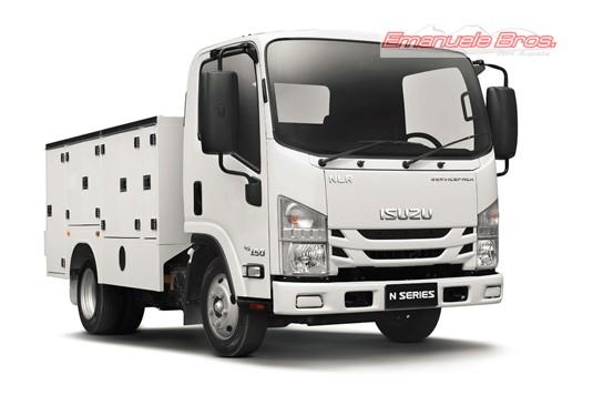 Isuzu NLR 45-150 AMT Servicepack