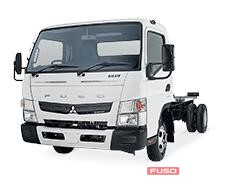 Fuso Canter 515 Wide Cab MWB AMT