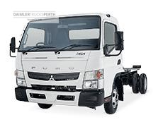 Fuso Canter 615 Wide Cab MWB AMT
