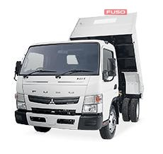 Fuso Canter 715 Wide Cab Tipper SWB AMT