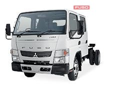 Fuso Canter 815 Wide Crew Cab LWB