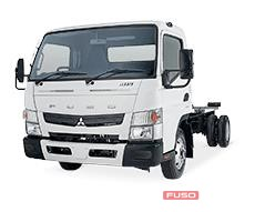 Fuso Canter 815 Wide Cab LWB