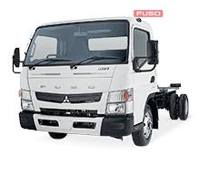 Fuso Canter 815 Wide Cab LWB AMT