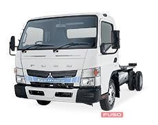 Fuso Canter Eco Hybrid Wide Cab LWB
