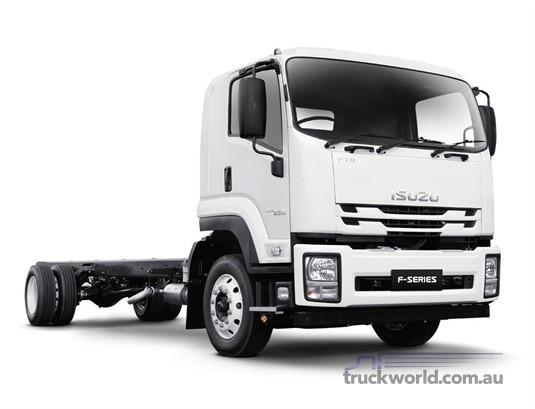 Isuzu FTR 150-260 AUTO MWB