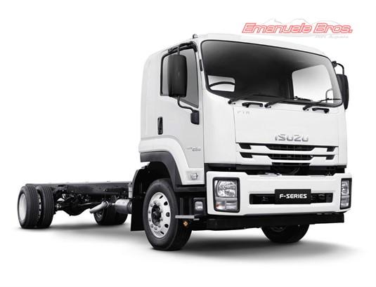 Isuzu FTR 150-260 MLWB
