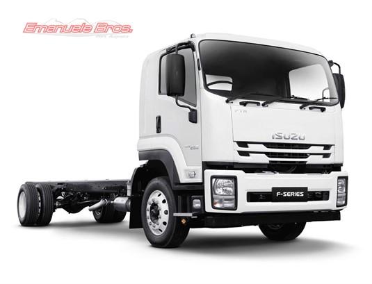 Isuzu FTR 150-260 LWB