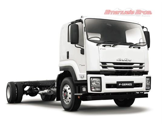 Isuzu FVD 165-300 AUTO LWB