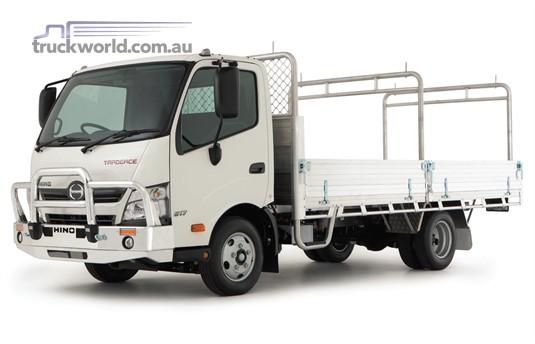 Hino 300 Series 616 Auto IFS Tradeace