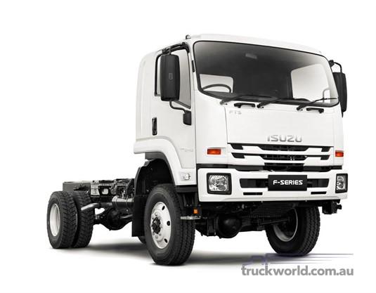 Isuzu FTS 139-260 4x4 AUTO