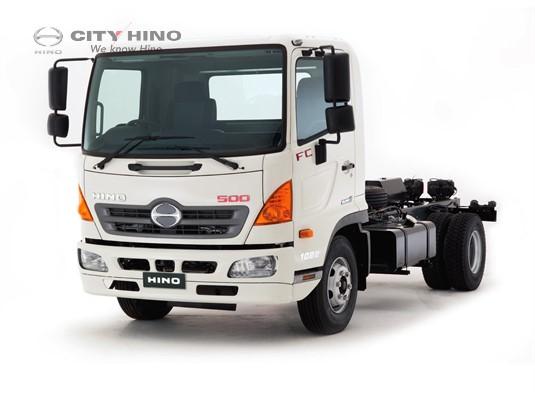 Hino 500 Series FC 1022 ProShift 6 Short