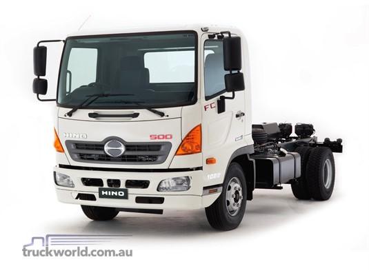 Hino 500 Series FC 1022 ProShift 6 Medium