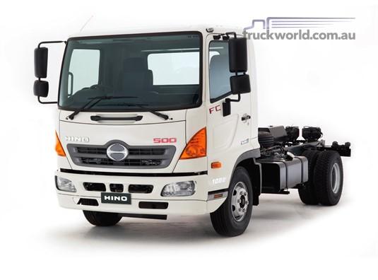 Hino 500 Series FC 1022 ProShift 6 Medium-Long