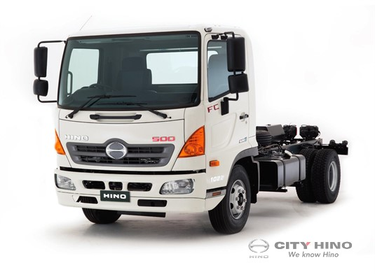 Hino 500 Series FC 1022 ProShift 6 Long