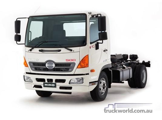 Hino 500 Series FC 1022 Medium
