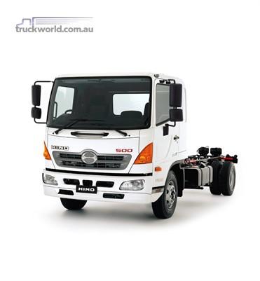Hino 500 Series FD 1126 XLong Air