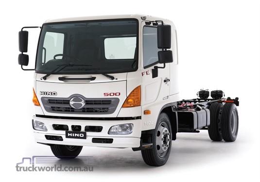 Hino 500 Series FE 1426 Auto Long