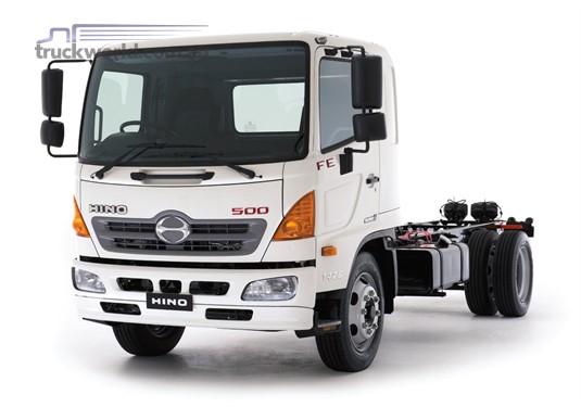 Hino 500 Series FE 1426 Medium