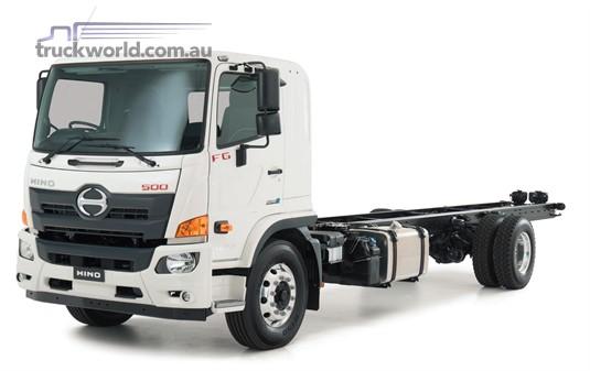 Hino 500 Series FG 1628 XLong